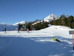 Skiing in the High Tatras